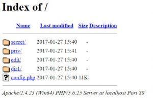 Bekerja dengan Direktori di PHP